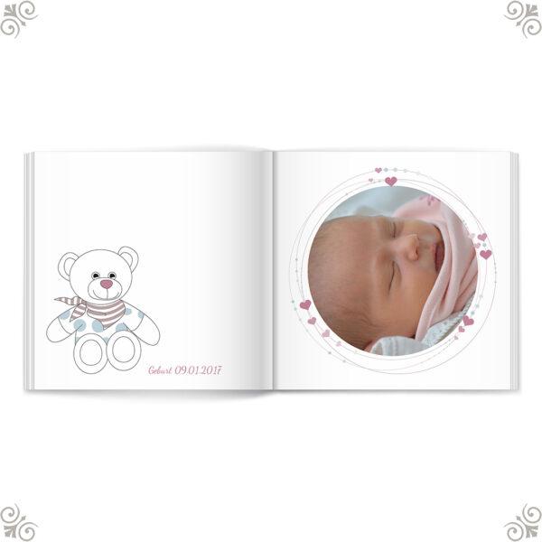 Personalisiertes Fotobuch Innenseiten