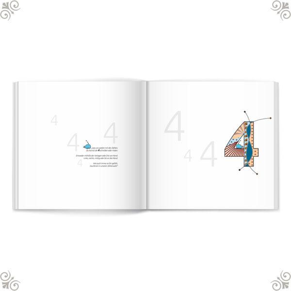 Lernbuch Zahlen der Mitmachten