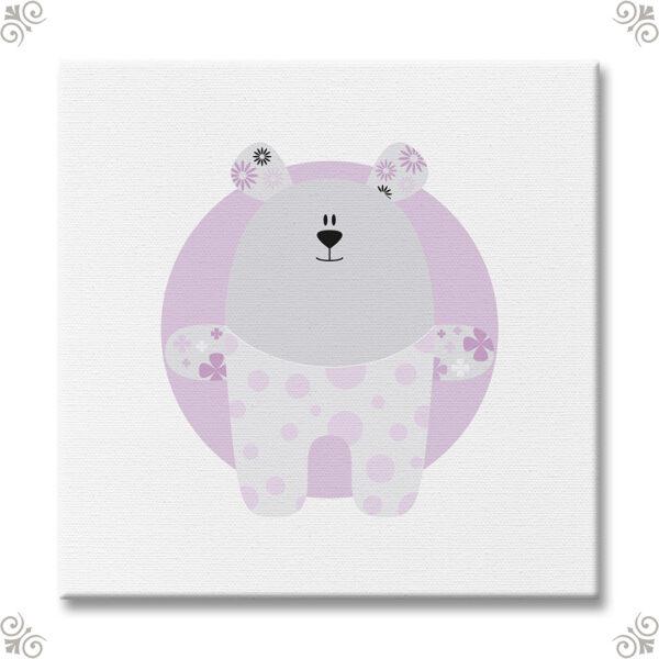 Teddybär als Leinwandbild oder Premiumposter