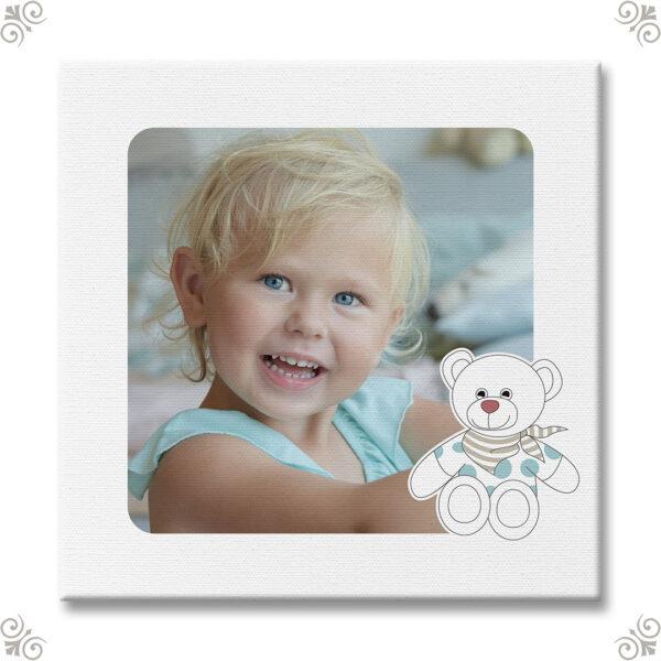 Kinderportrait im Mittelpunkt 1