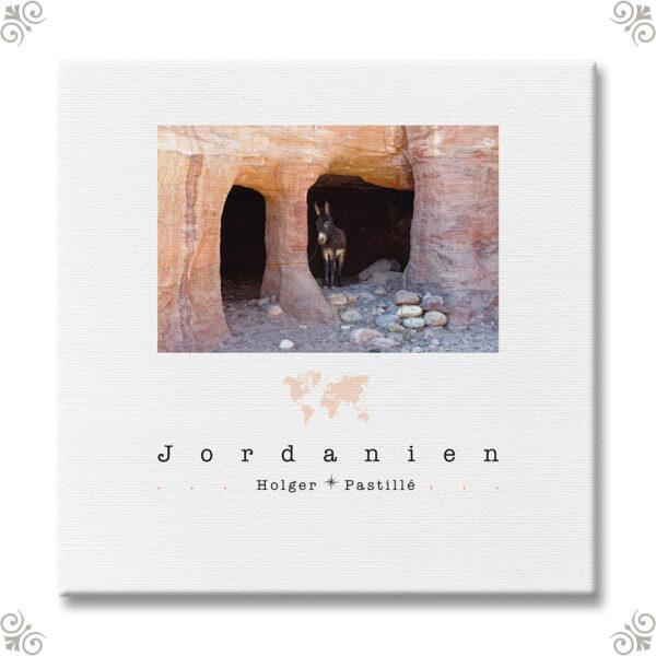 Reisebild Jordanien