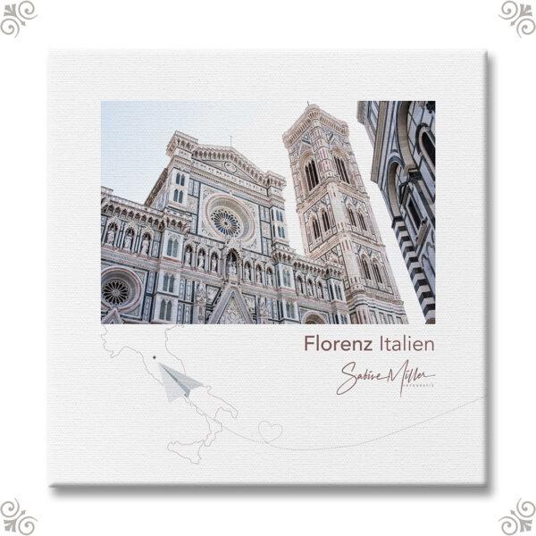 Wandbild Florenz