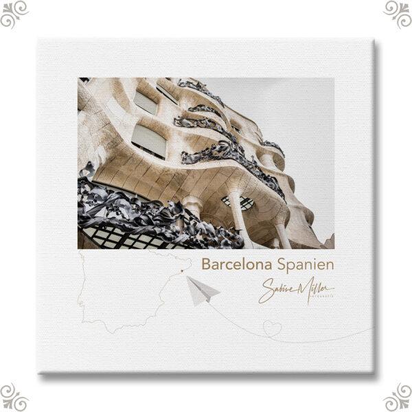Premium Poster Barcelona