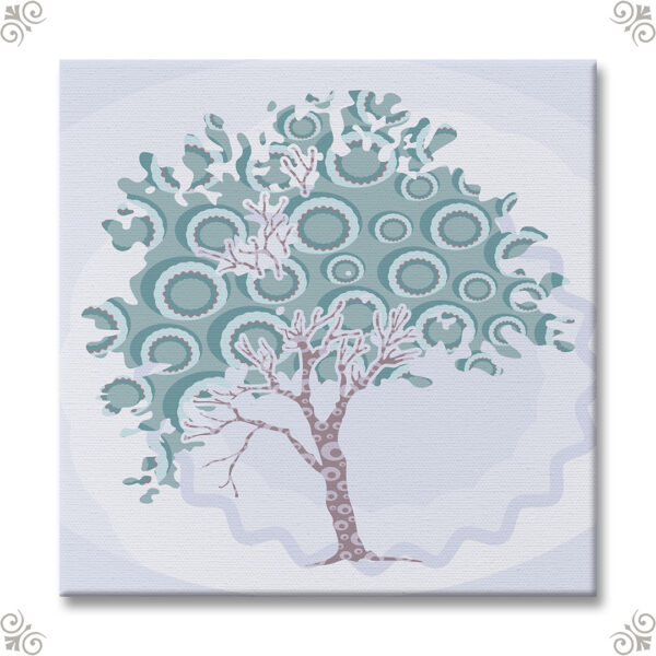 Bildschöner Baum